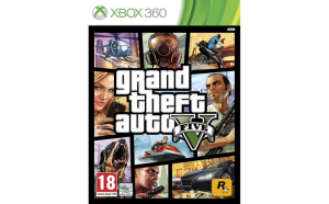 Joc Grand theft auto V pentru XBOX 360 Black Friday Romania 2017