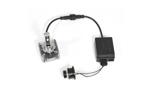 Kit de 2 becuri led conversie HID to LED D4S/R  plug and play 35w