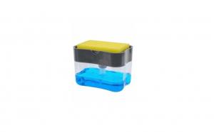 Pompa-dispenser 2in1 pentru sapun/deterg