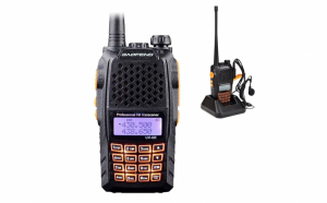 Statie Radio Portabila cu Dubla Frecventa BaoFeng UV-6R