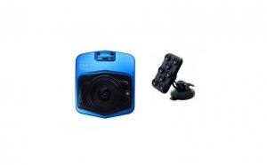 Mini camera auto 1080P Full HD, display 2.4 LCD, unghi de 170 grade