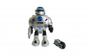 Robot interactiv cu telecomanda