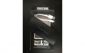Baterie externa Power Bank - 20000 mAh