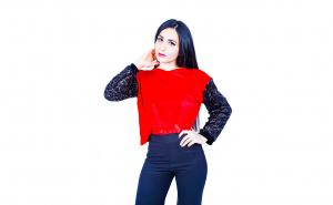 Bluza rosie GOSSE
