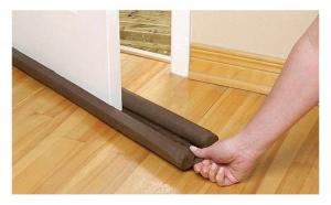 Set 2 protectii anti-curent pentru usi si ferestre