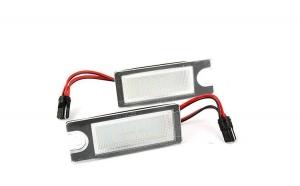 Lampi numar led VOLVO S60, S80, V70, XC70, XC90
