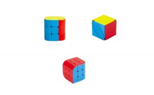 Set cub rubik Fanxin 3 In 1, 202CUB