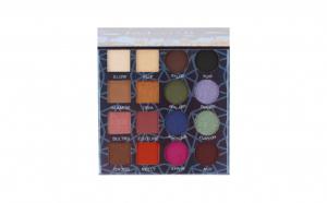 Fard de pleoape cu 16 culori