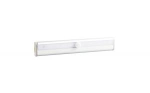 Lampa LED cu senzor IR pentru spatii inchise, lampa de veghe cu senzor de miscare, Night Lamp, 10 leduri, lumina rece FMD100