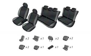Set Huse Scaun Dacia Lodgy 7 Locuri 2013-> Umbrella 08404