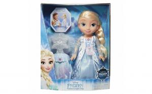 Papusa Frozen, Elsa - luminile Nordului