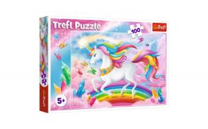 Puzzle trefl 100 lumea de cristal a
