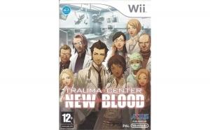 Joc Trauma Centre New Blood Pentru Nintendo Wii