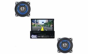Pachet Dvd Auto Retractabil GPS Harta