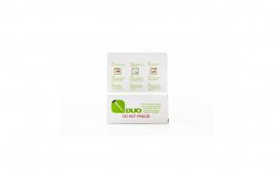 Adeziv gene DUO Verde - Clear cu pensula