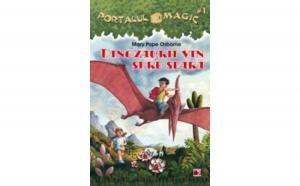 DINOZAURII VIN SPRE SEARA. PORTALUL MAGIC NR. 1, autor OSBORNE, Mary Pope