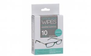 Servetele pentru lentilele ochelarilor - 10 bucati