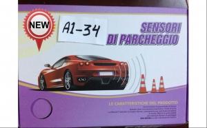 Senzori parcare auto
