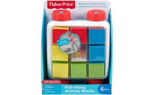 Fisher price cuburi cu activitati si