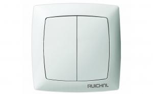 Intrerupator dublu Ruichnl TLRC-3404