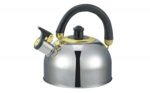 Ceainic din inox cu fluier Zilan ZLN-0474, Capacitate 2.5 litri