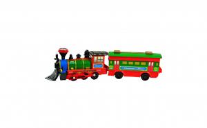 Trenulet mecanic