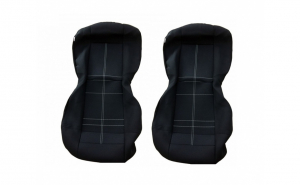 Set huse scaune auto fata ( 1+1)