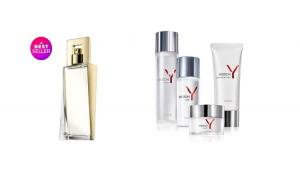 Set Apa de parfum Avon Attraction, 50ml