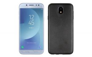 Husa Samsung Galaxy J5 2017 i-Zore Carbon Fiber Negru
