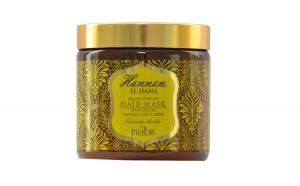 Mască de păr Pielor Hammam El Hana Tunisian Amber , 500 ml