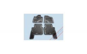 Covorase presuri cauciuc Premium stil tavita Hyundai SANTA FE   2006-2012