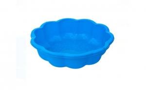Cutie pentru nisip/piscina, albastru