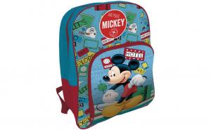 Ghiozdan de scoala, Disney Mickey Mouse