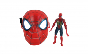 Figurina si masca, Spiderman