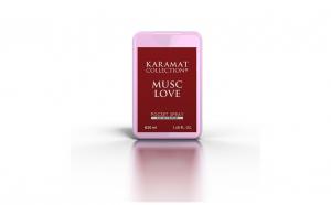 Apa de parfum Musk Love, 20 ml