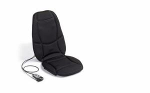 Husa de masaj cu incalzire pentru scaun auto, de birou sau fotoliu, acum la pretul de 229 RON in loc de 460 RON