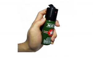 Spray autoaparare NATO, propulsie jet, 90 ml