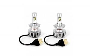 H4 LED HEAD LIGHT, 9-32V, WHITE