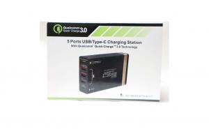 Incarcator 3 porturi USB