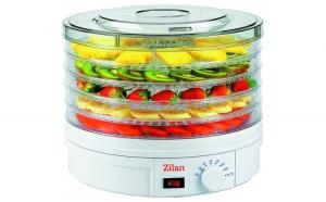 Deshidrator alimente ZILAN ZLN-9645. 5 nivele. putere 245W