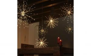 Instalatie 5 artificii decorative