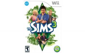Joc Sims 3 pentru Nintendo WII