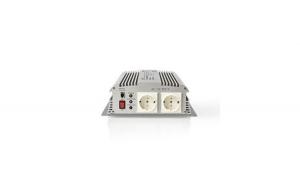Invertor de tensiune 12V-230V 1700W 2x