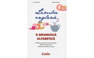 Limba Engleza  O gramatica alfabetica, autor Jean Brossard, Sylvie Chevalier