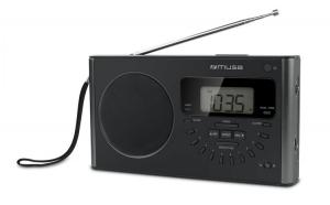 Radio portabil MUSE M-089 R LCD 4-Band