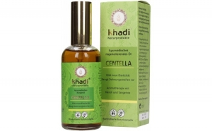 Ulei Indian antivergeturi cu centella asiatica KHADI 100ml
