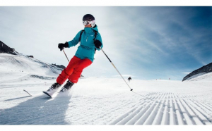 Vila Alpin 3*, Vacanta la Schi