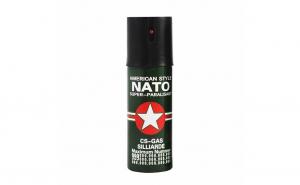 1 Spray NATO Paralizant De Buzunar Cu Piper