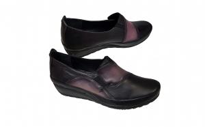Pantofi dama din piele naturala marimi mari 36-42