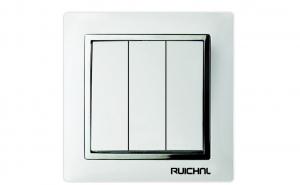 Intrerupator triplu Ruichnl RC-3627